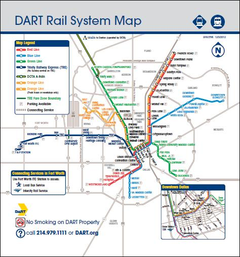 LRT Information Page: Dallas on