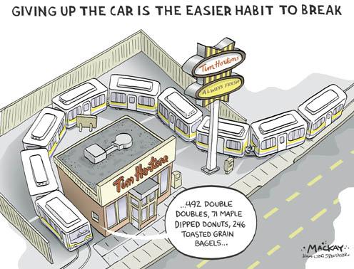 April 12, 2008 Editorial Cartoon