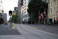 Transit Signals in Melbourne